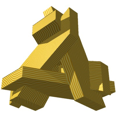 3d puzzles sol for Decoration 3d sol
